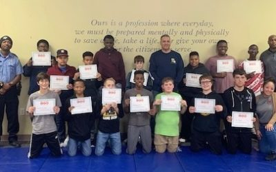 DG Club Learns CPR