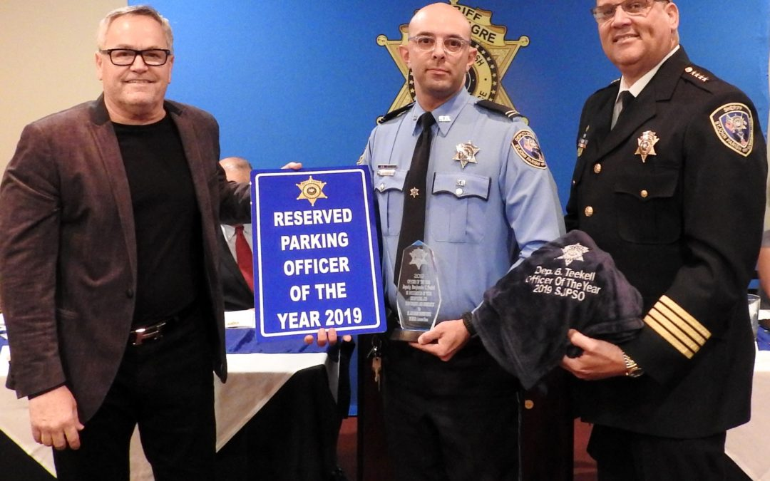 Best of the Best Honored by SJSO