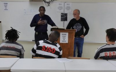 Jail Ministry Provides Spiritual Care to Inmates
