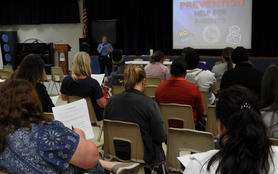 SJSO Presents Bullying Prevention Program for Parents
