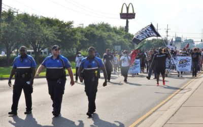 SJSO Participates in Juneteenth Walk