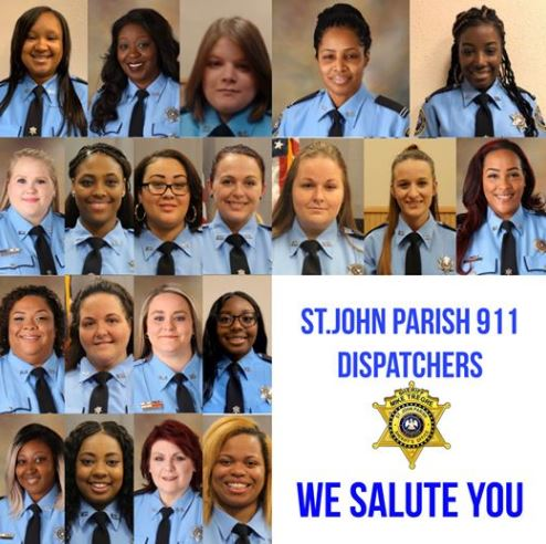 911 Operators are Celebrated This Week