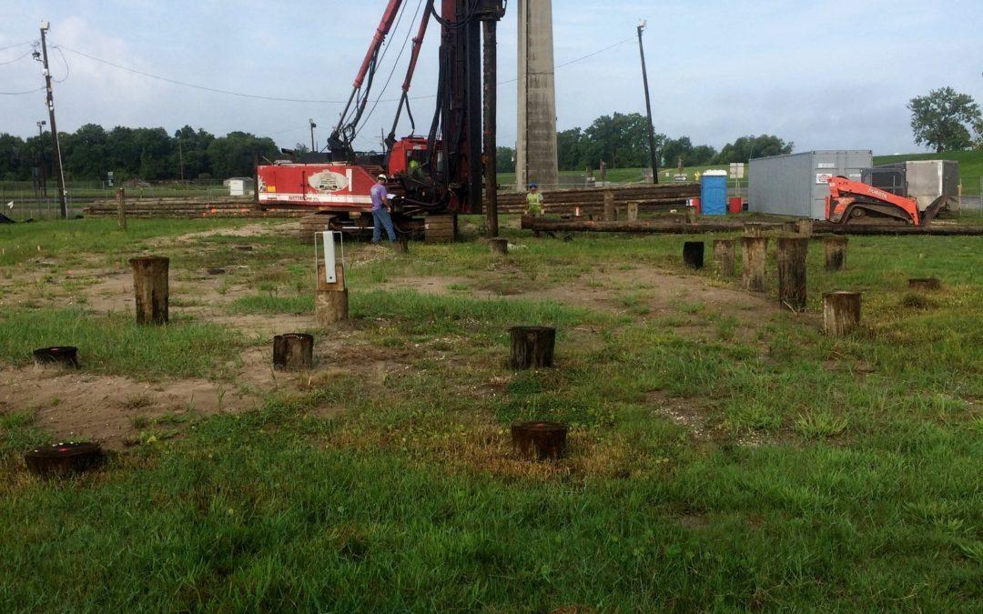 Construction Restarts on Public Safety Complex