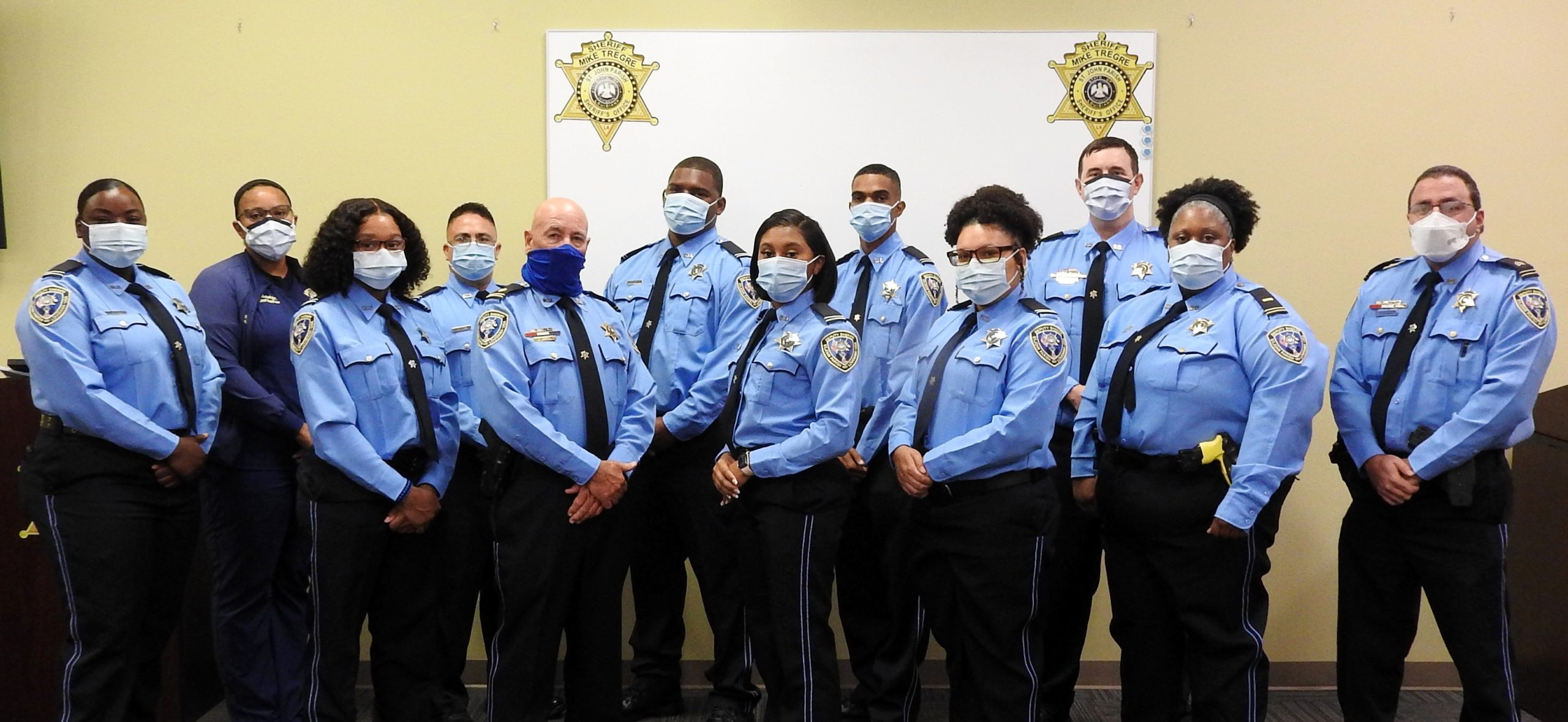 Officers Receive POST Correctional Certification