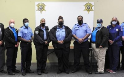 Officers Certified in POST Corrections