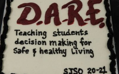 SJSO Holds DARE Graduations at Local Schools