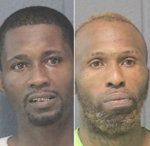 Two Men Arrested for Robbery
