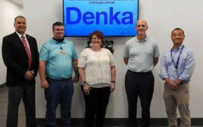 SJSO and Denka Partner to Enhance Training Center
