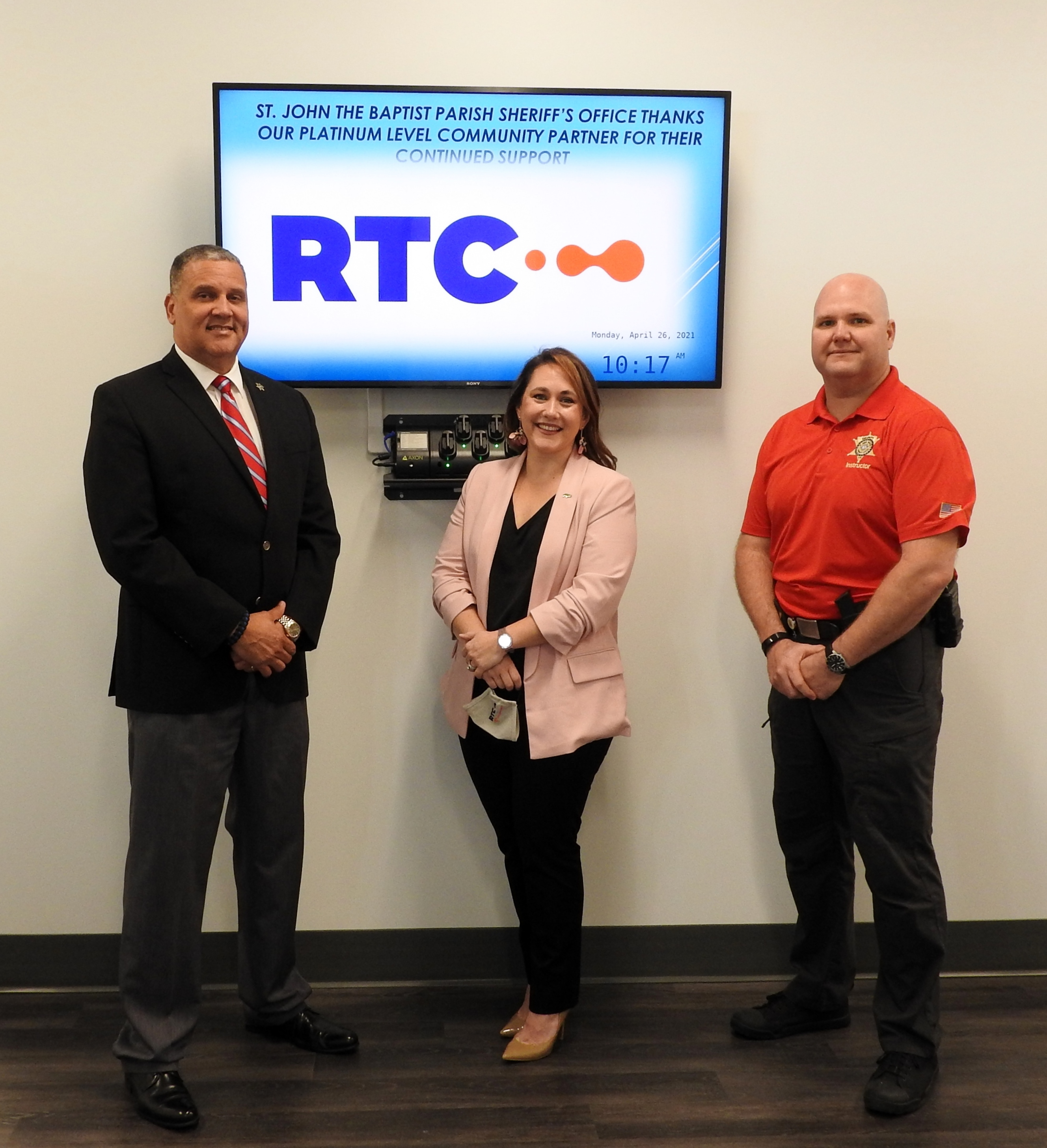 RTC and SJSO Form Partnership for Advancement of Training Center