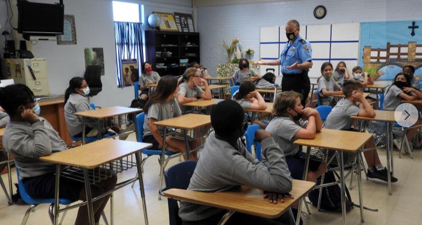 DARE Wraps Up at Local Schools