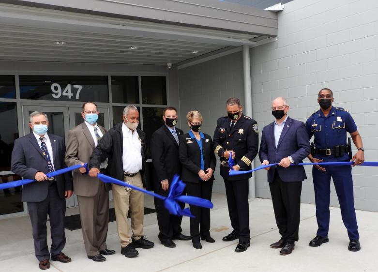 SJSO Celebrates Grand Opening of Lloyd B. Johnson Law Enforcement Training Center