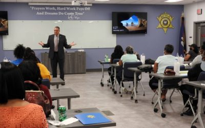 Citizens Academy Is Underway