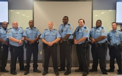 New Field Training Officers Receive Certification