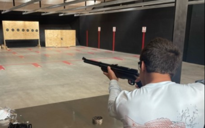 First Hunter Safety Education Course held at LBJ Training Center
