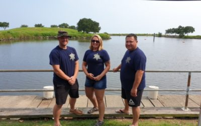 New Dive Team Members Complete Training